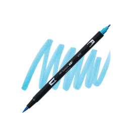 Tombow Dual Brush-Pen  452 Proc Blue