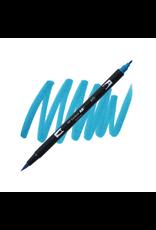Tombow Dual Brush-Pen  493 Reflx Blu