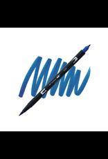 Tombow Dual Brush-Pen  535 Cob Blue