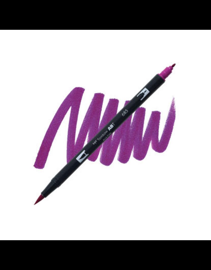 Tombow Dual Brush-Pen  685 Dp Magent