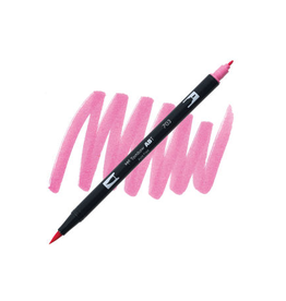Tombow Dual Brush-Pen  703 Pink Rose