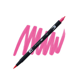 Tombow Dual Brush-Pen  743 Hot Pink