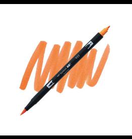 Tombow Dual Brush-Pen  933 Orange