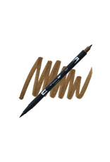 Tombow Dual Brush-Pen  969 Choco