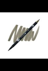 Tombow Dual Brush-Pen  N57 Wm Gy 5