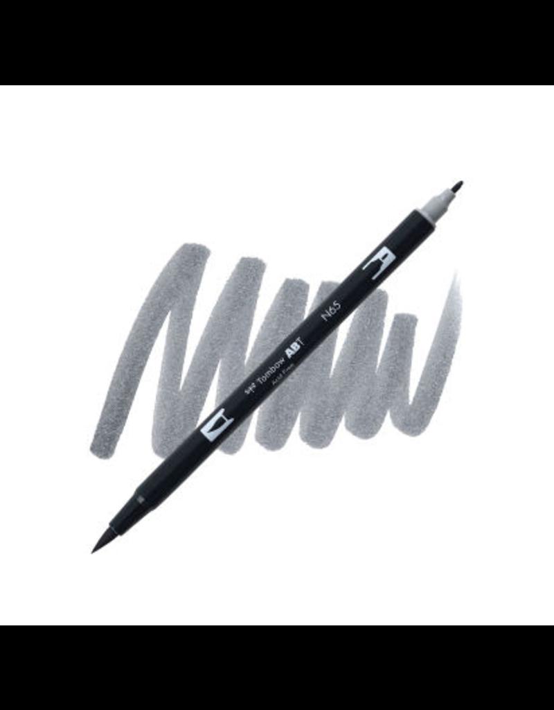 Tombow Dual Brush-Pen  N65 Cl Gray 5