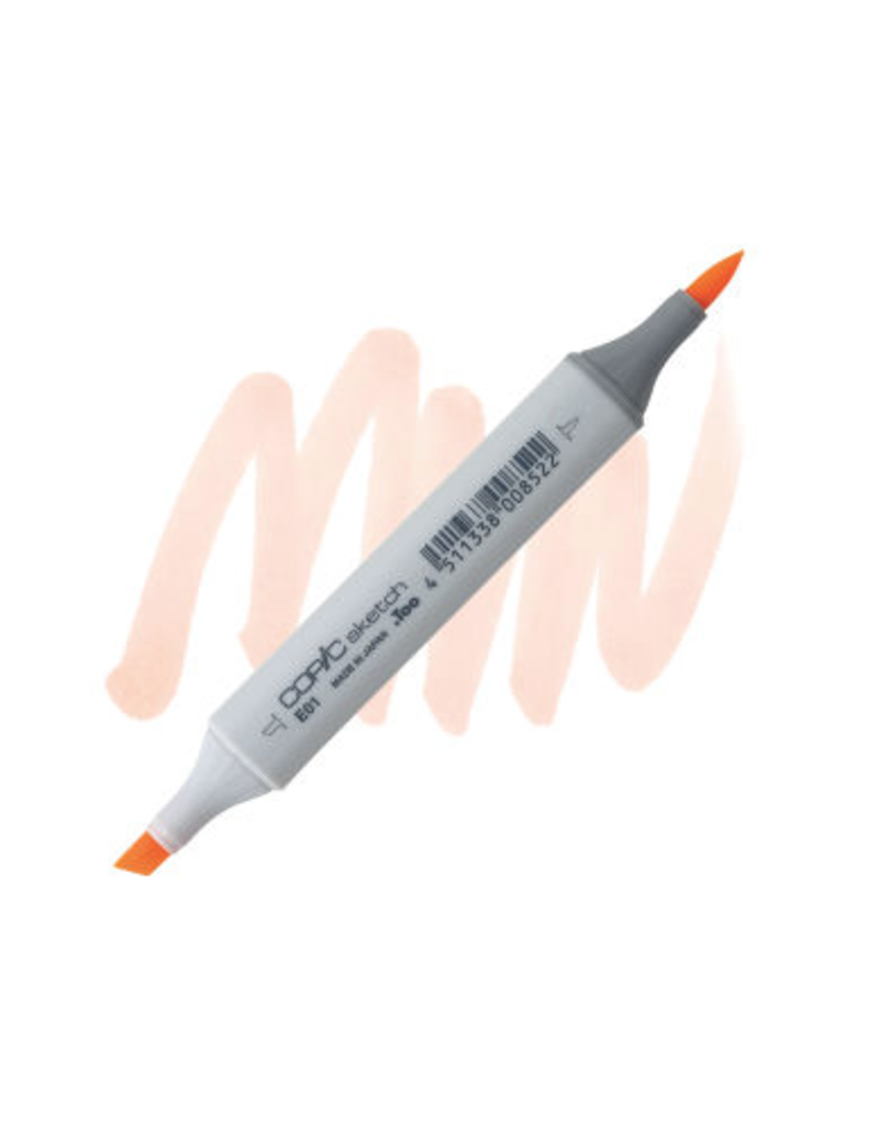 Copic Copic Sketch E01 - Pink Flamingo