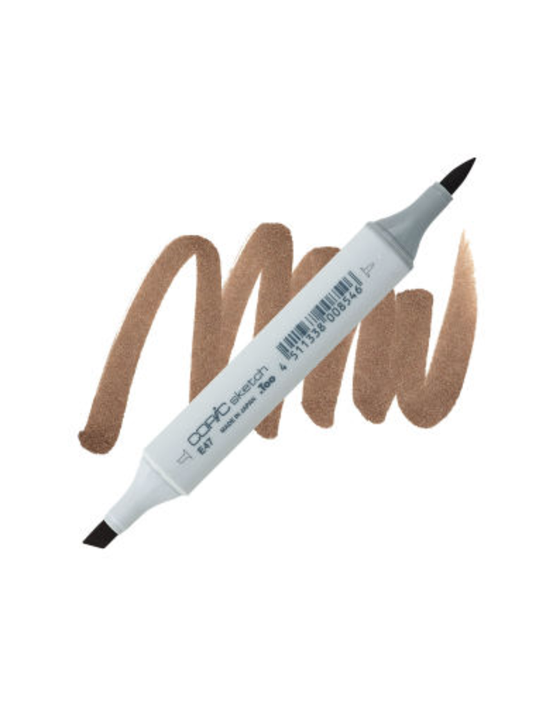 Copic Copic Sketch E47 - Dark Brown