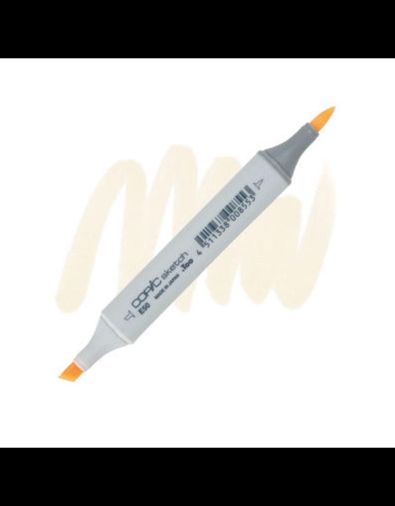 Copic Copic Sketch E50 - Egg Shell