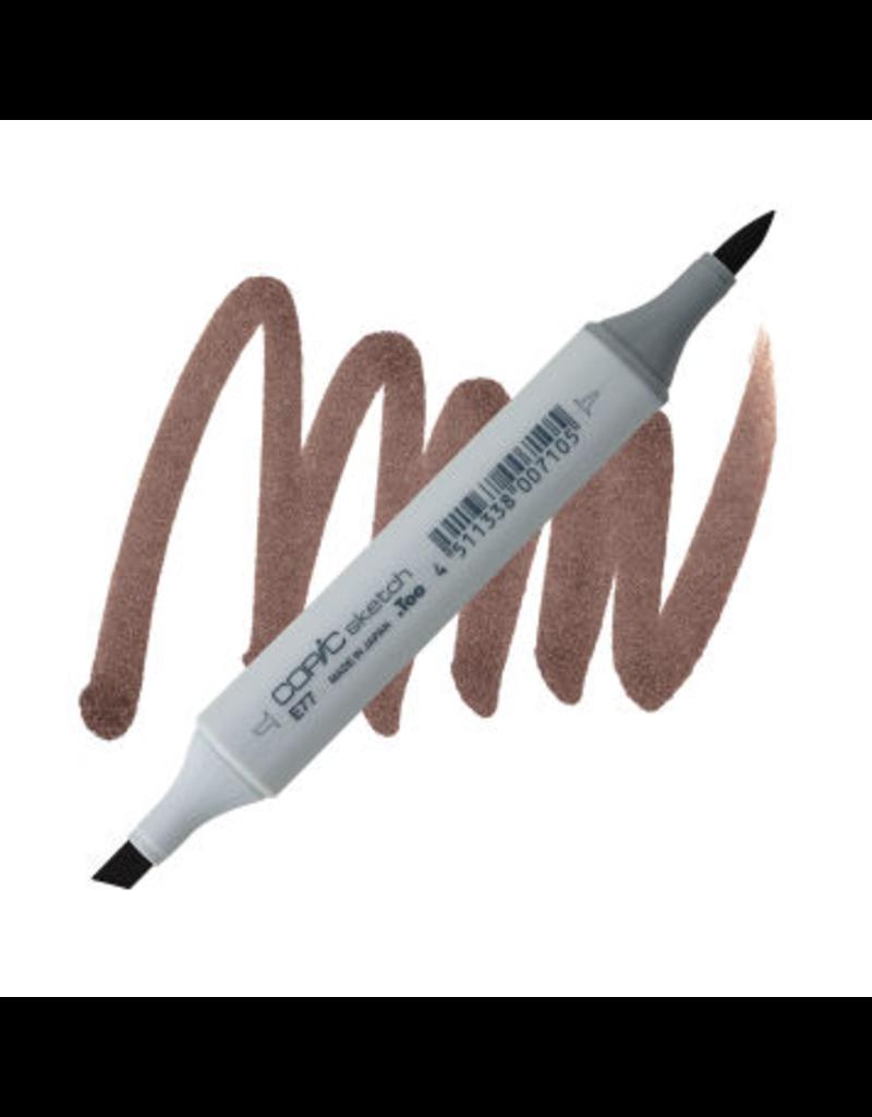 Copic Copic Sketch E77 - Maroon
