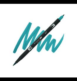 Tombow Dual Brush-Pen  407 Tiki Teal