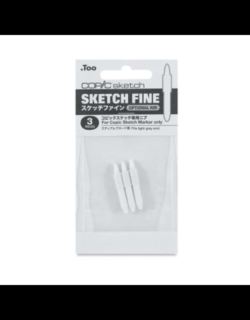 Copic Copic Marker Nibs, Sketch Nibs, Fine Nib