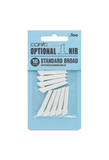 Copic Copic Marker Nibs, Copic Large Nibs, Standard Broad