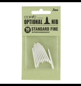 Copic Copic Marker Nibs, Copic Small Nibs (10/Pkg.), Standard Fine