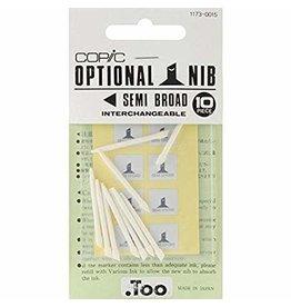 Copic Copic Marker Nibs, Copic Semi Broad