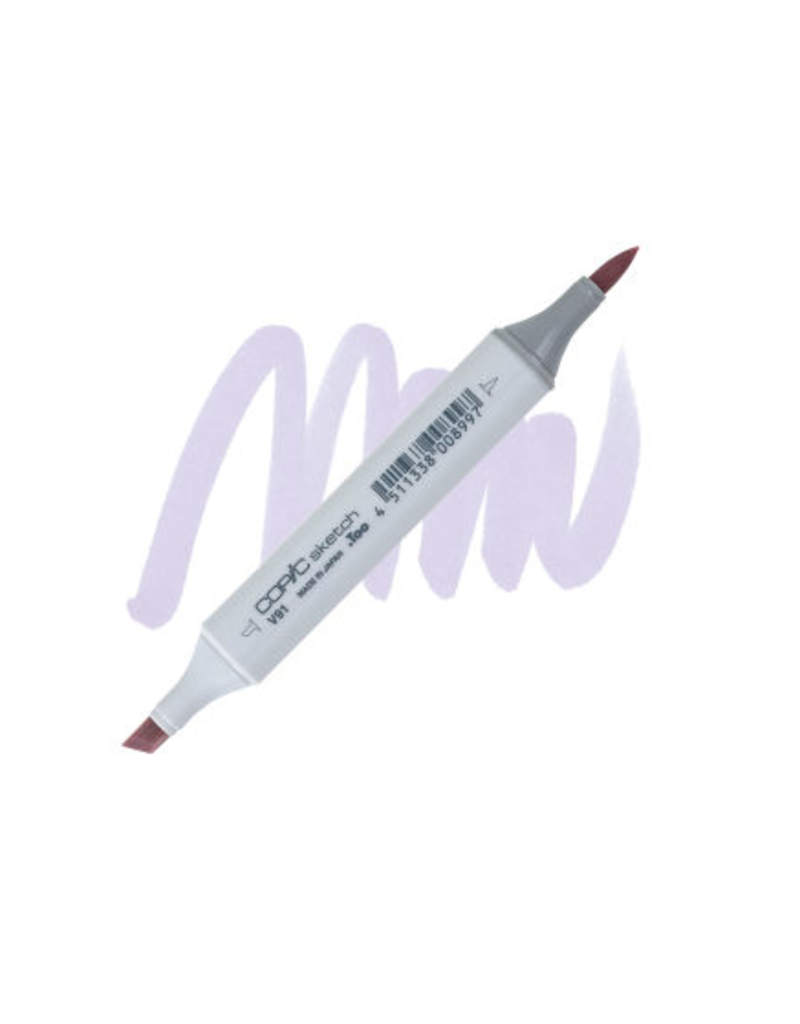 Copic Copic Sketch V91 - Pale Grape