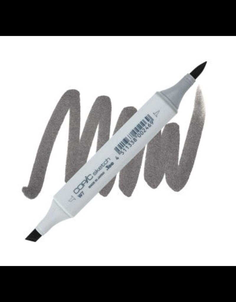 Copic Copic Sketch W7 - Warm Gray