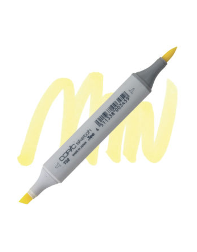Copic Copic Sketch Y02 - Canary Yellow