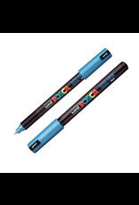 Posca Pc-1Mr Xfine Metal Blue