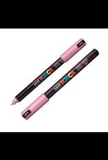 Posca Pc-1Mr Xfine Metal Pink
