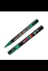 Posca Pc-3M Fine Green