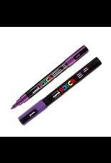 Posca Pc-3M Fine Violet