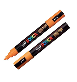 Posca Pc-5M Medium Bright Yellow