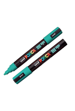 Posca Pc-5M Medium Emerald Green