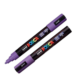 Posca Pc-5M Medium Violet