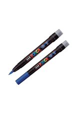Posca Pcf-350 Brush Blue