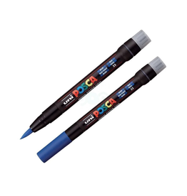 Posca Pcf-350 Brush Blue