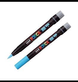 Posca Pcf-350 Brush Light Blue