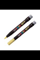 Posca Pcf-350 Brush Yellow