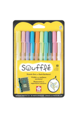 Sakura Souffle 10 Color Set