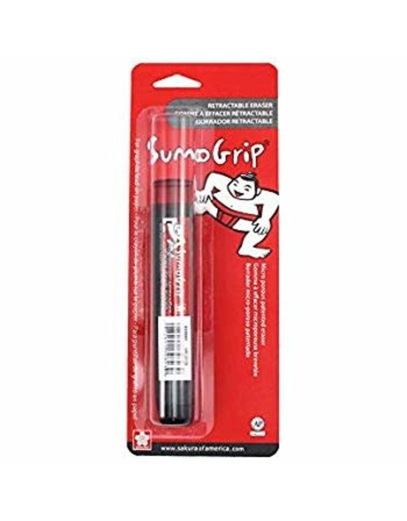 Sakura Sumogrip Retractable Eraser