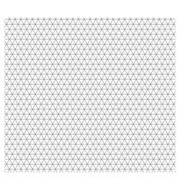 Alvin Isometric Paper Pad 11X17-30 Shts