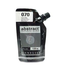 Savoir Faire Abstract 120Ml Ird Black