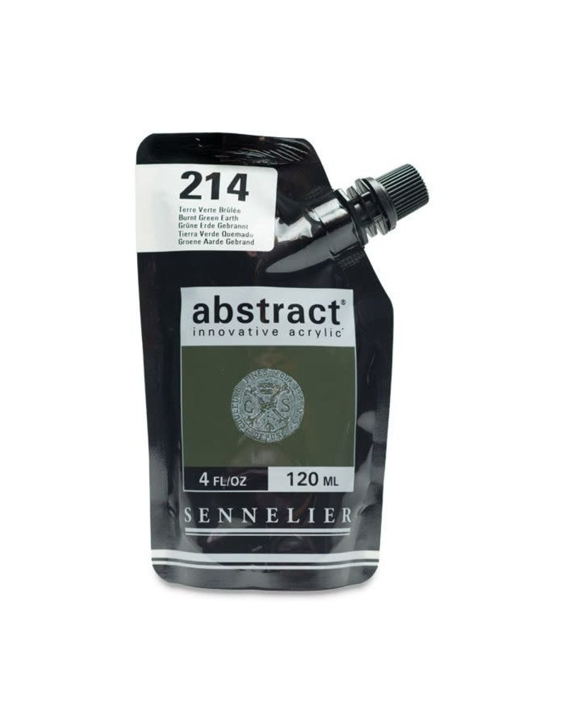 Savoir Faire Abstract 120Ml Burnt Grn Earth