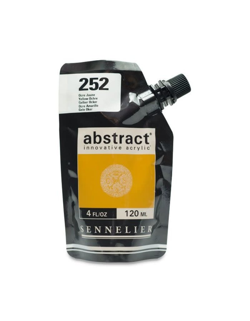 Savoir Faire Abstract 120Ml Yellow Ochre