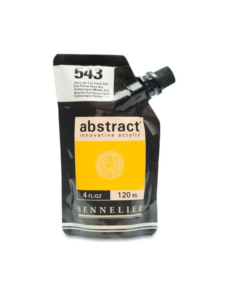 Savoir Faire Abstract 120Ml Cad Yel Dp Hu