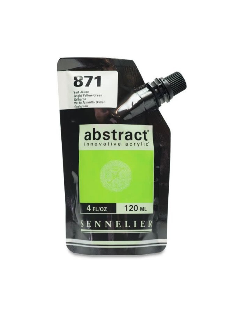Savoir Faire Abstract 120Ml Brt Yel Green