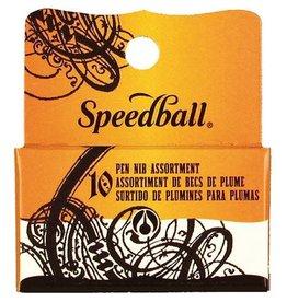 Speedball 10 Pen Card Assortment