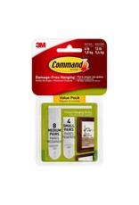 Scotch 3m Command Combo Pack Picture Hanging