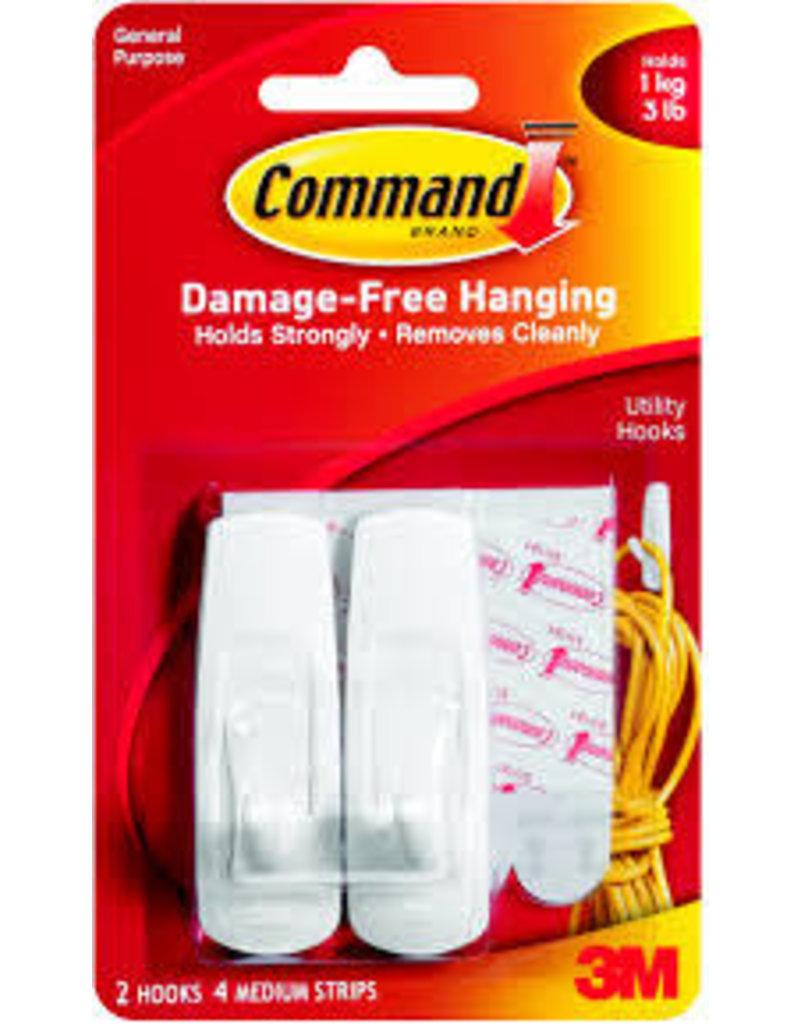 Command Command Utility Hooks Medium 2 Hooks