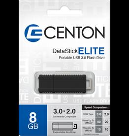 Centon Centon Elite Usb 3.0 Dr 8Gb Blk