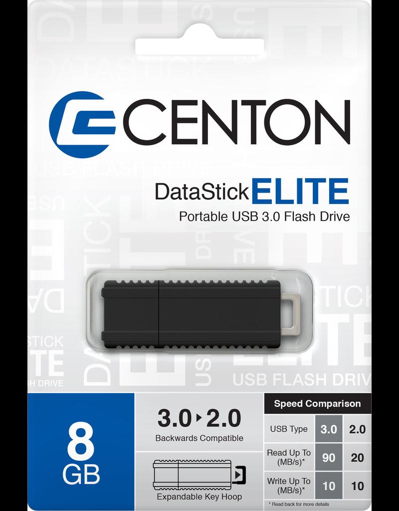 Centon Centon Elite Usb 3.0 Dr 8Gb Black