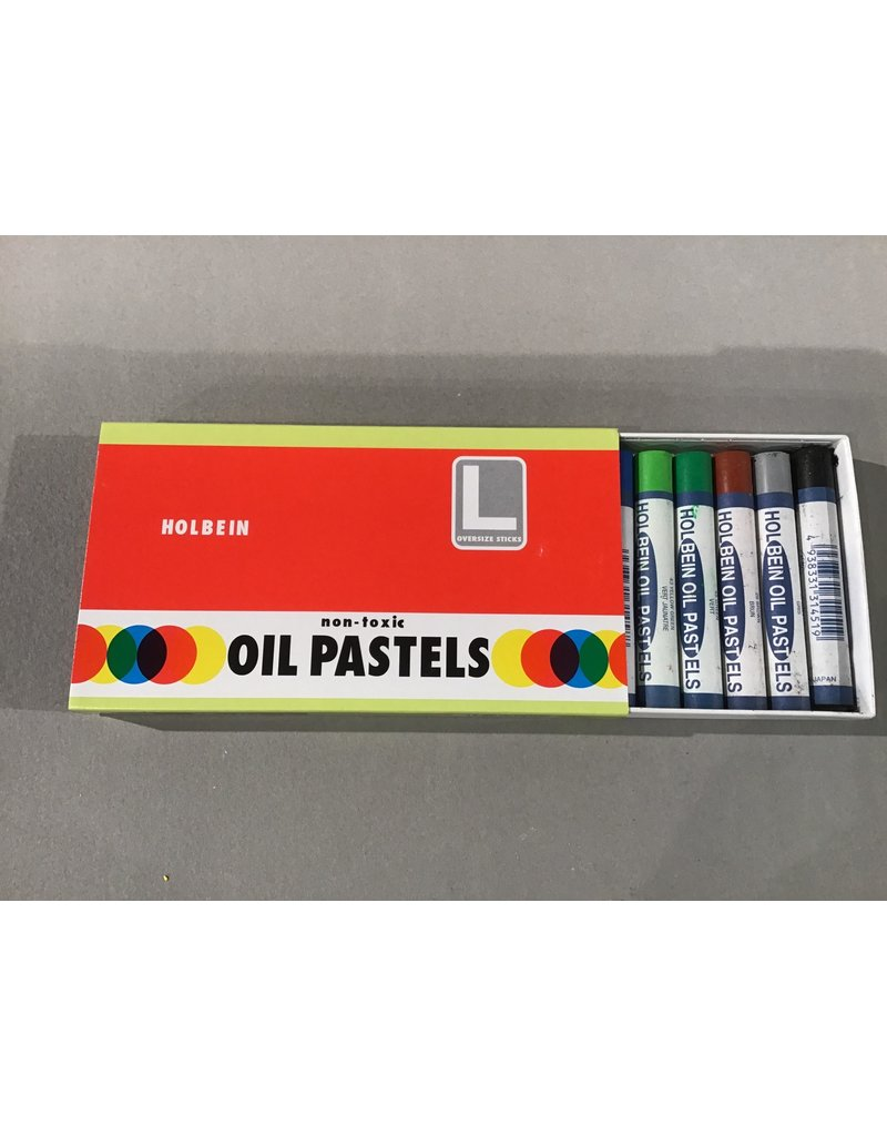 Holbein Academy Oil Pastel 12/Set