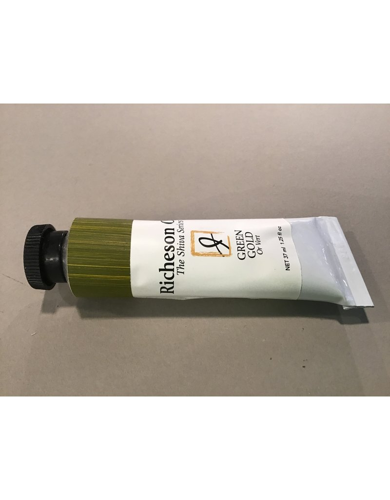 Jack Richeson Jr Oil Green Gold 1.25Oz