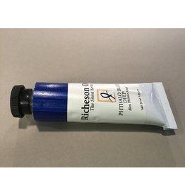 Jack Richeson Jack Richeson Oil Pthalo Blue Deep 1.25Oz