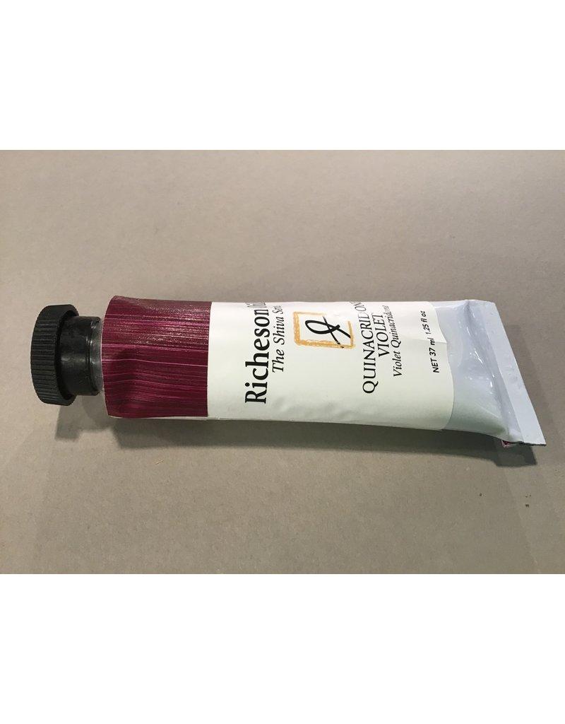 Jack Richeson Jr Oil Quinacridone Violet 1.2